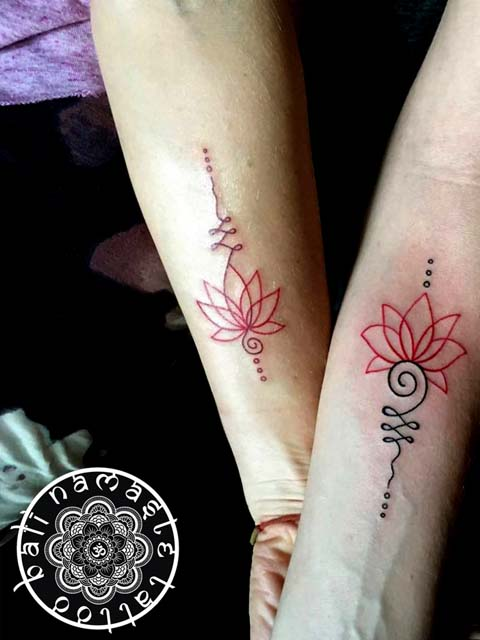 Color Tattoo - Bali Namaste Tattoo
