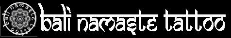 Bali Namaste Tattoo